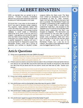 critical review of an article books