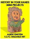 Albert Einstein / Craft Project