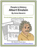 Albert Einstein - People in History