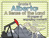 Alberta - A Sense of the Land - Grade 4 Social Studies