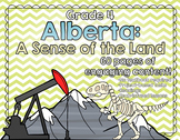 Alberta - A Sense of the Land - Grade 4 Social Studies