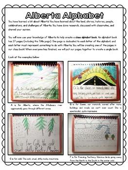 Alberta - Celebrations and Challenges - Grade 4 Social Studies
