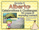 Alberta - Celebrations and Challenges - Grade 4 Social Studies