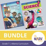 Alberta Grade 7 Science & Social Studies Bundle!