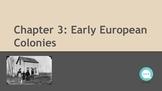 Alberta Grade 7 Social Studies: Early European Colonies PowerPoint