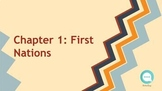 Alberta Grade 7 Social Studies: First Nations PowerPoint