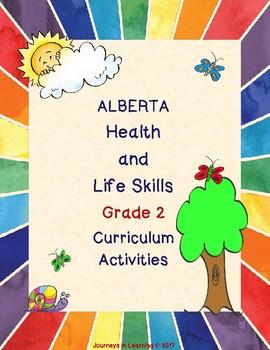 Alberta HEALTH and LIFE SKILLS Grade 2 Curriculum Activities