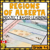 Alberta Regions Research Projects