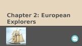 Alberta Social Studies 7: European Explorers PowerPoint