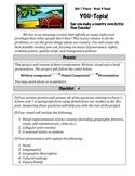 Alberta Social Studies 9 Unit 1 Project: YOU-Topia