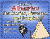 Alberta - The Stories, Histories, and Peoples  - Grade 4 S