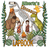 Alberta's Dinosaurs LapBook (Gr.4 Alberta Social Studies)