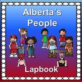 Alberta's People Lapbook (Gr.4 Alberta Social Studies)
