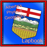 Alberta's Physical Geography Lapbook