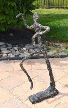 Alberto Giacometti Sculpture Project
