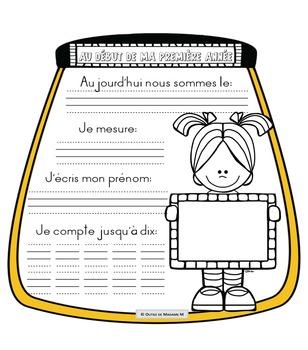 Album Souvenirs - Première Année