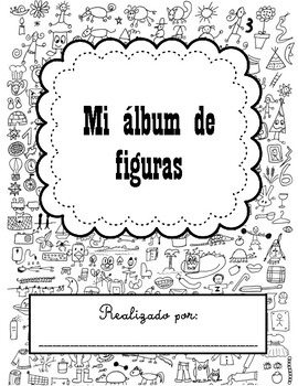 Álbum de figuras geométricas