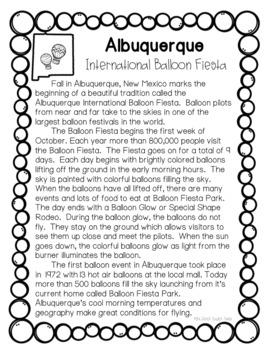 Albuquerque Balloon Fiesta Freebie