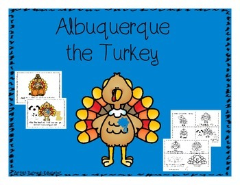 Albuquerque the Turkey (Song books)