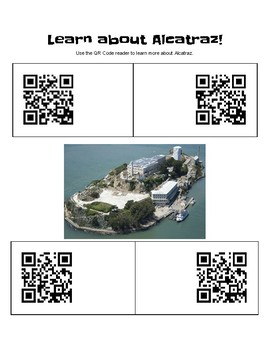 Alcatraz QR Reader