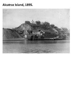 Alcatraz Word Search