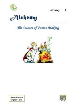 Alchemy - Kitchen Chemistry Workbook