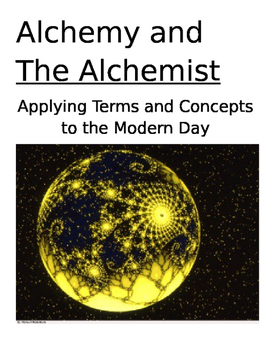 Alchemy and The Alchemist:  Applying Concepts to Today's World