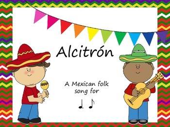 Alcitron -  a song for tom ti and low sol