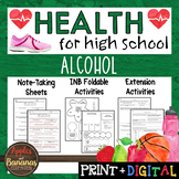 Alcohol- Interactive Note-Taking Materials