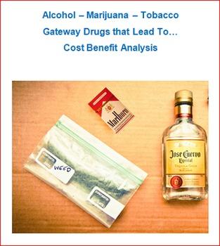 Alcohol -- Marijuana -- Tobacco -- Gateway Drugs that Lead To ...