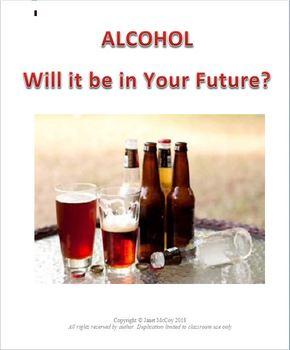 Alcohol -- Optional Lesson Plan 4