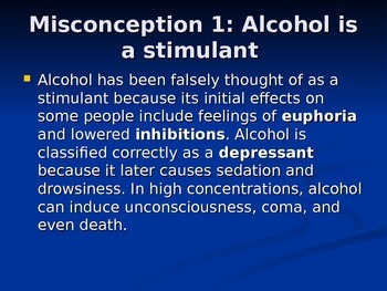 Alcohol PPT