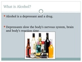 Alcohol Power Point Presentation