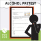 Alcohol Powerpoint & Notes: Lesson on BAC, Addiction, Tolerance, Hangovers..