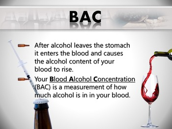 Alcohol: Products, Proof, and BAC