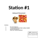 Alcohol Stations