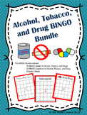 Alcohol, Tobacco, and Drug BINGO Bundle