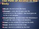 Alcohol Use: Short and Long-Term Effects PPT Lesson