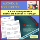 Alcohol Click-and-Do Activity