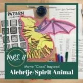 Alebrije/Spirit Animal w/ movie Coco