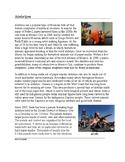 Alebrijes Mexican Folk Art: Cultural Reading (English version) SUB PLAN