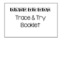 Alef to Tav Trace & Try Booklet