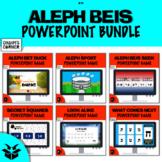 Aleph Beis PowerPoint Bundle!