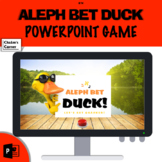 Aleph Bet Duck!