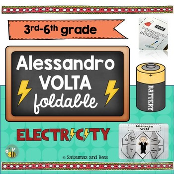Alessandro VOLTA foldable