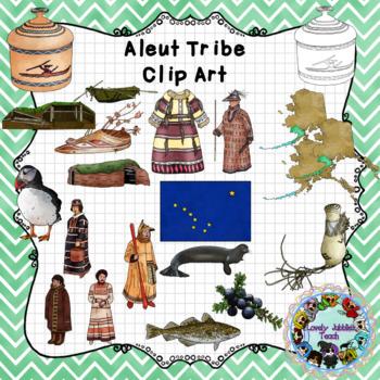 Aleut Tribe Clip Art