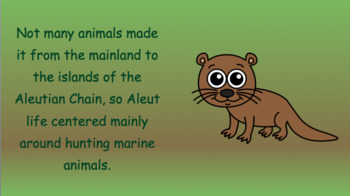 Aleut and Alutiiqs Pack