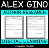 Author Study-Alex Gino- George, Rick