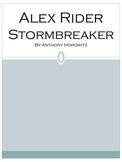 Alex Rider: Stormbreaker Literature Packet