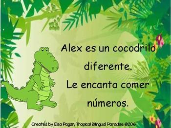 Alex el cocodrilo